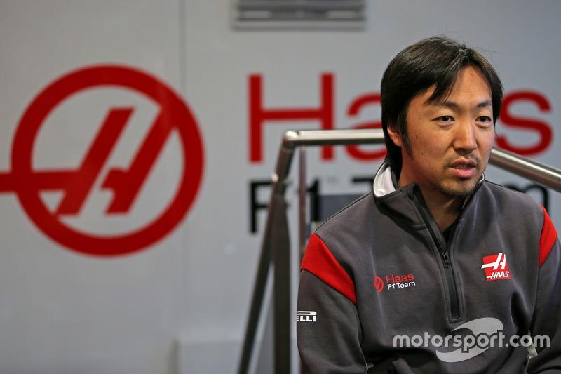 Ayao Komatsu, Haas F1 Team