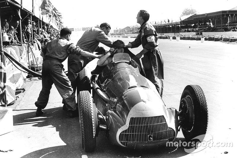 GP de Gran Bretaña 1950