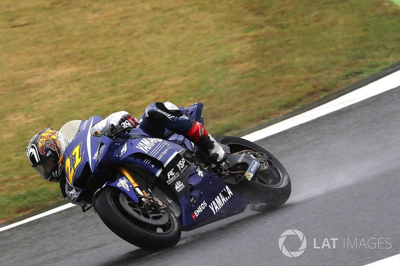 23. Katsuyuki Nakasuga, Yamalube Yamaha Factory Racing