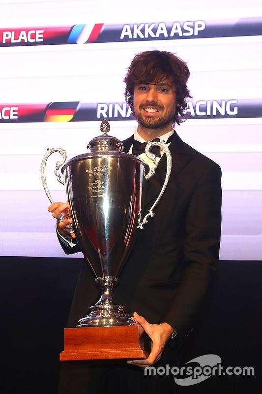 2016 Copa Sprint Pro-AM Cup Teams, Kessel Racing, campeón