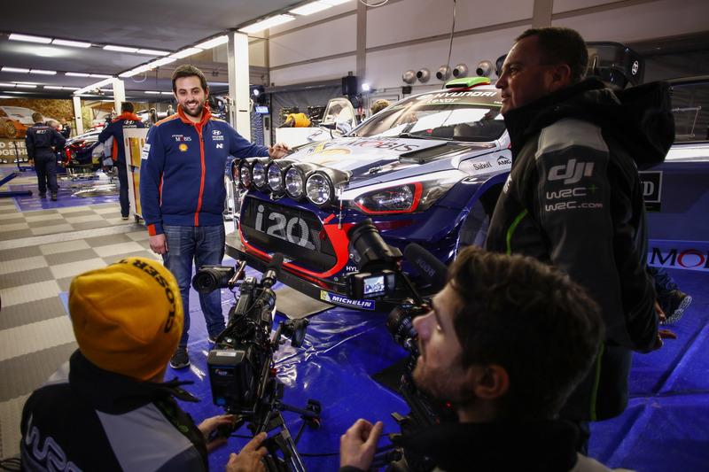 Rui Francisco Soares, Hyundai Motorsport