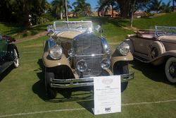 1929 Pierce Arrow Model 133 Dual Cowl Phaeton