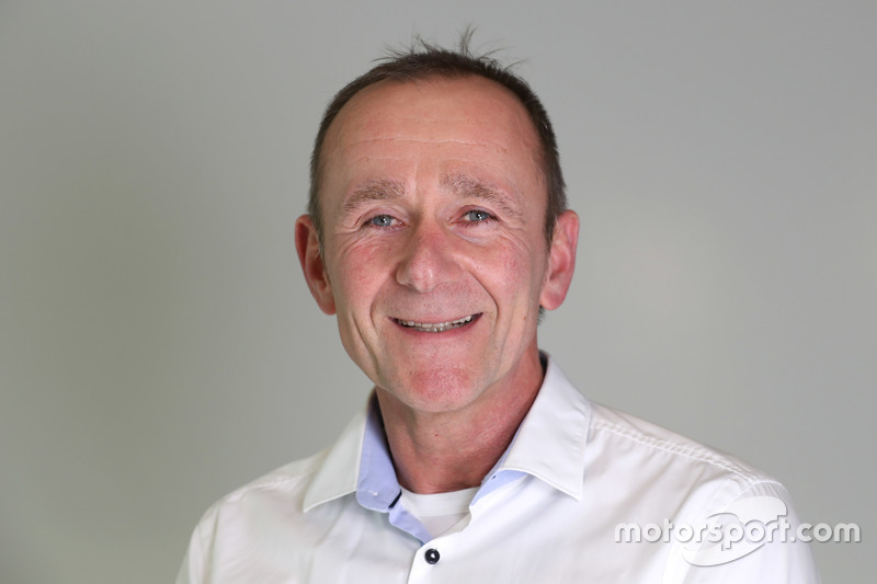 Jörg Zander, Technical Director Sauber F1 Team