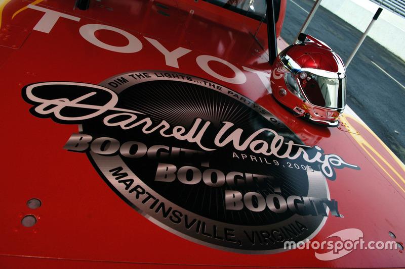 Toyota Tundra de Darrell Waltrip