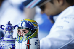 Felipe Massa, Williams, matryoshka Russian doll