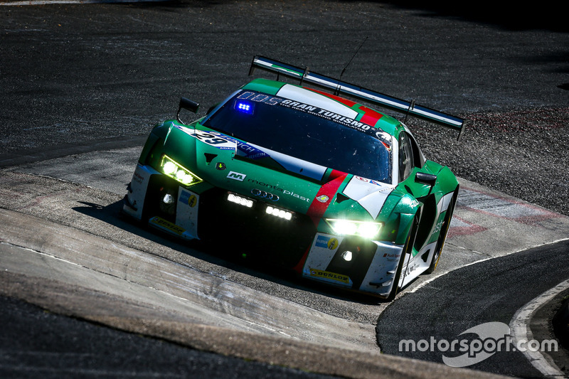 #29 Audi Sport Team Land-Motorsport, Audi R8 LMS