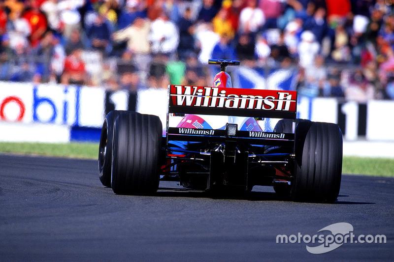 Williams, sous le nom de Supertec : 1999