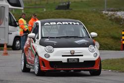 Martina Garovi, Abarth 695 assetto corse, Equipe Bernoise