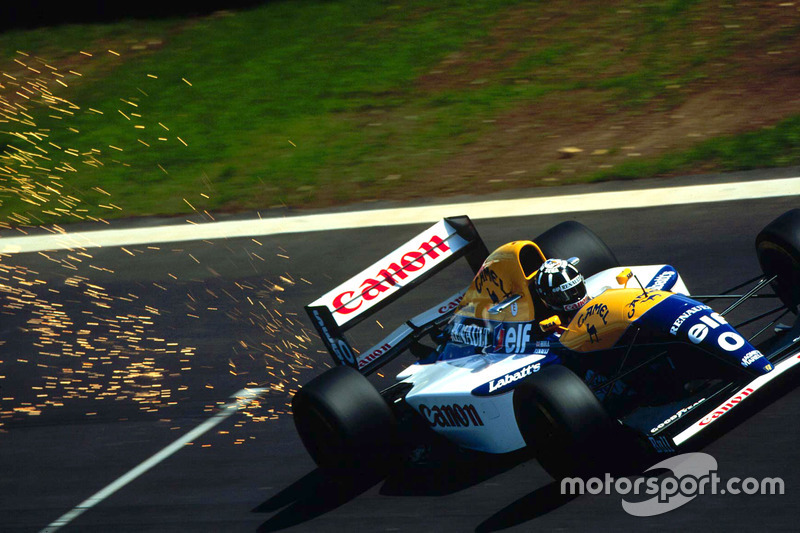 F1, Estoril 1993: Damon Hill, Williams FW15C
