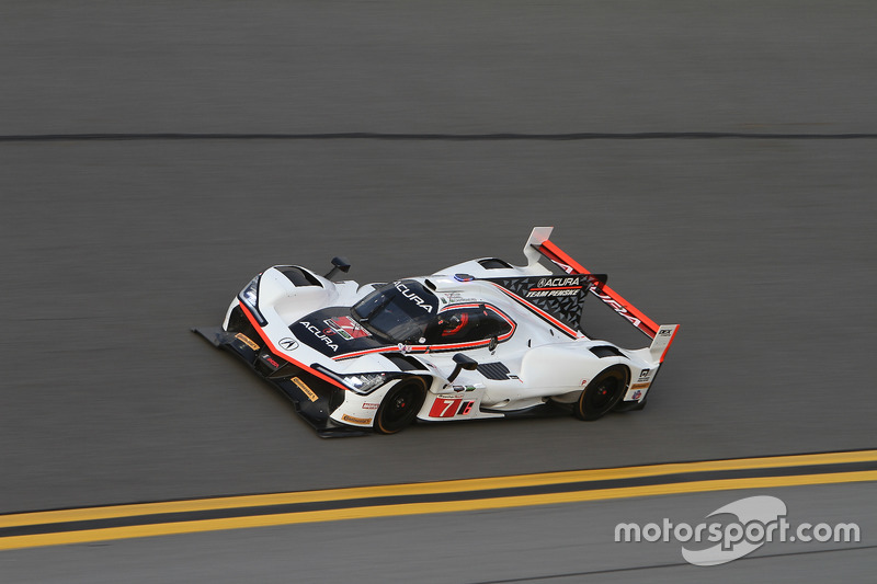 7 Acura Team Penske Acura Dpi Helio Castroneves Graham Rahal