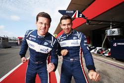 #2 United Autosports, Ligier JS P3 - Nissan: Джон Фальб, Шон Рейхолл