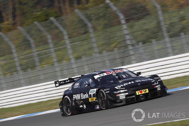 2012 (машина чемпиона и титул конструктора): BMW M3 DTM