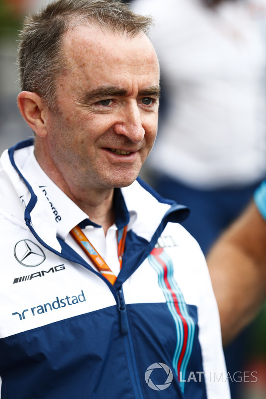 Paddy Lowe, Chief Technical Officer, Williams Formula 1