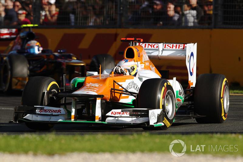 Force India VJM05 (2012)