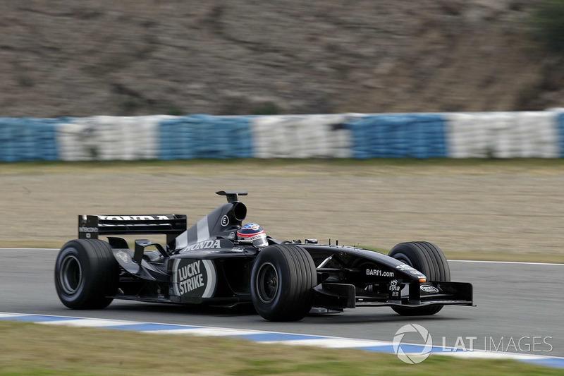 BAR Honda 2004