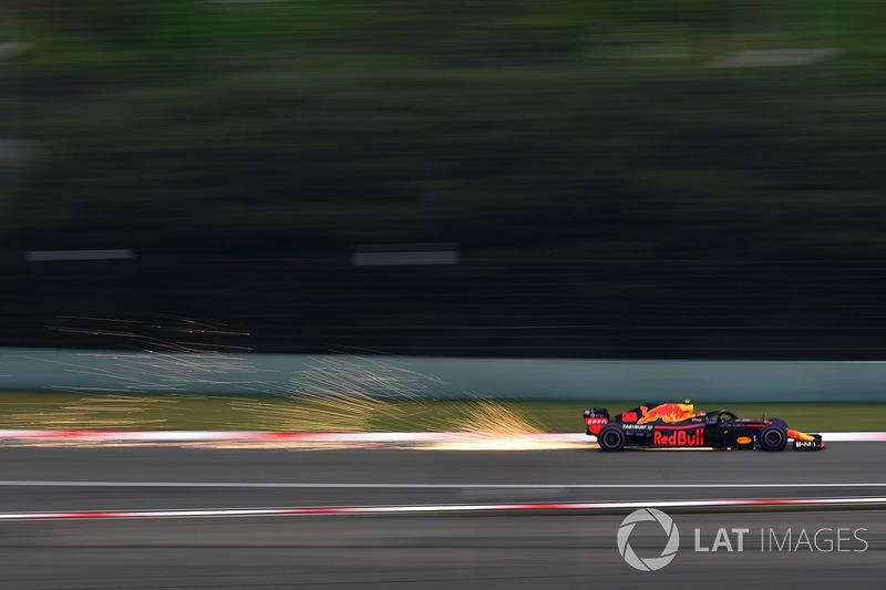 5: Max Verstappen, Red Bull Racing RB14, 1'31.796