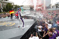 Sam Bird, DS Virgin Racing, wins the Rome ePrix