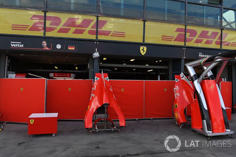 Боксы Ferrari