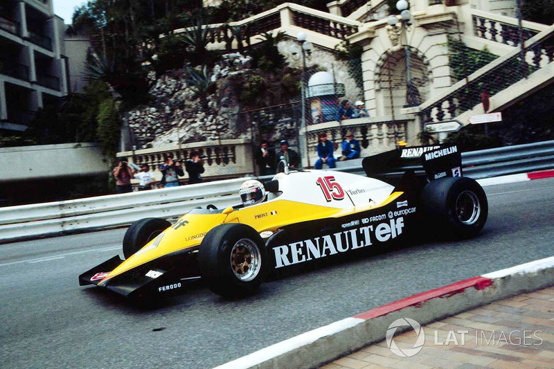 1983 - Renault RE40