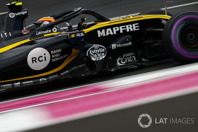 7. Карлос Сайнс-мол., Renault Sport F1 Team R.S. 18