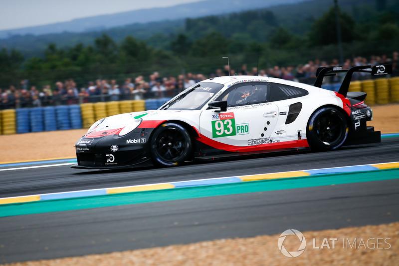 36. #93 Porsche GT Team Porsche 911 RSR