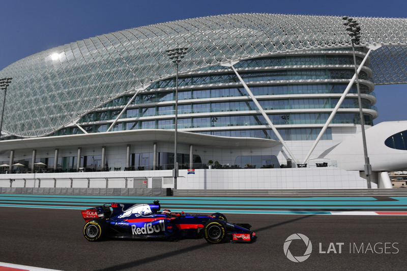 Kapan Anda akan kembali tampil di mobil F1?