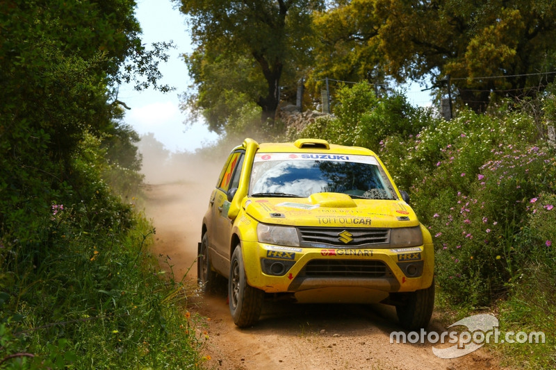 Suzuki Cross Country: Baja Terre di Gallura