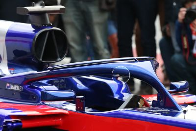 Presentazione Toro Rosso STR13
