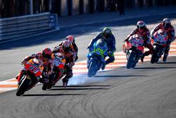 Marc Marquez, Repsol Honda Team, führt