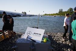The Mercedes Raft Race Team