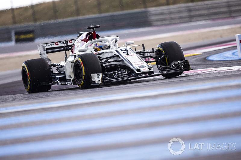 13 місце — Маркус Ерікссон, Sauber. Умовний бал — 6,52