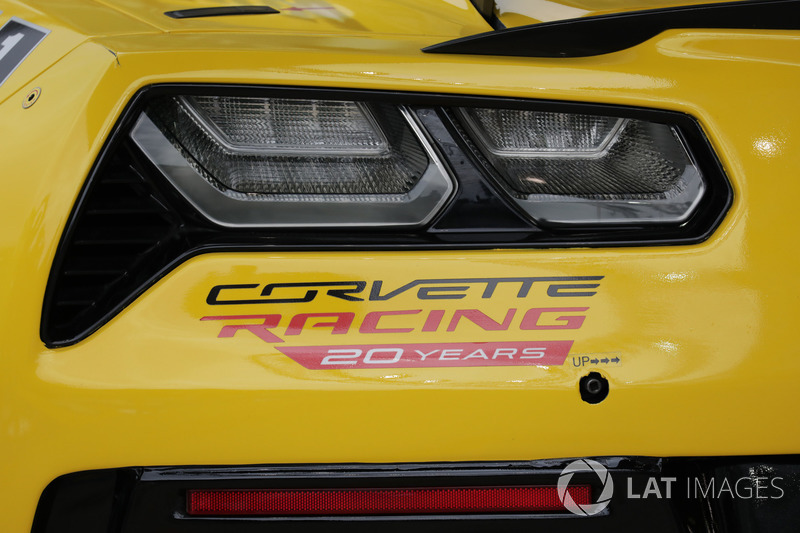 Corvette Racing celebrates 20 years at Le Mans