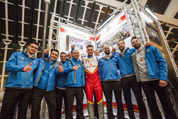 Luca Ghiotto, Campos Racing with the team