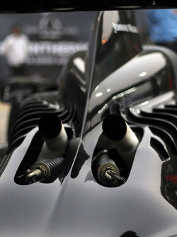 Caparo T1 rear detail