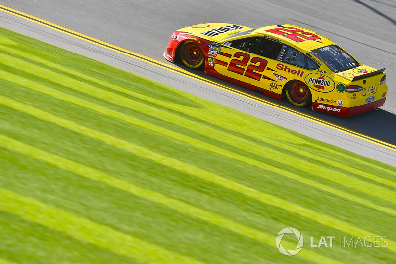 4. Joey Logano, Team Penske, Ford