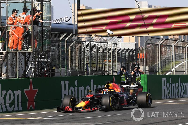 2018: Daniel Ricciardo, Red Bull Racing RB14