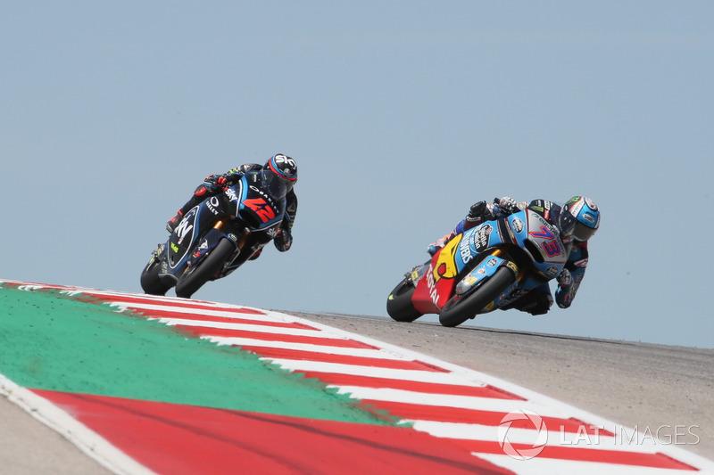 Alex Marquez, Marc VDS, Francesco Bagnaia, Sky Racing Team VR46