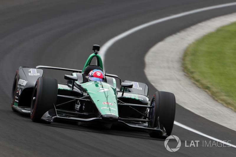 24. Jay Howard, Schmidt Peterson Motorsports / AFS Racing, Honda