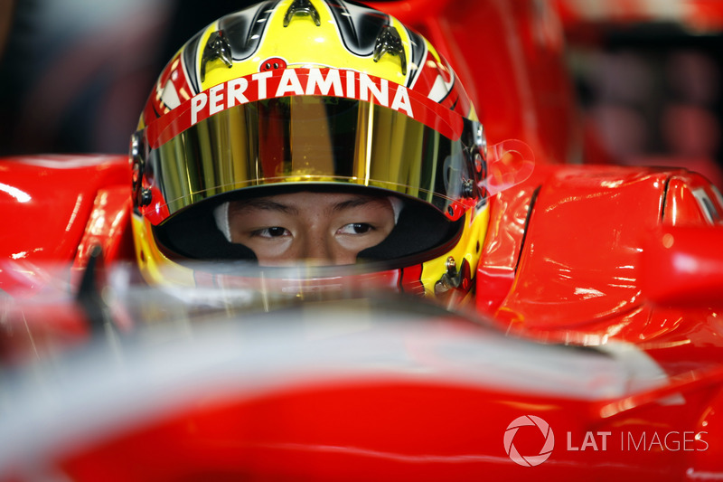 Rio Haryanto, Virgin Racing