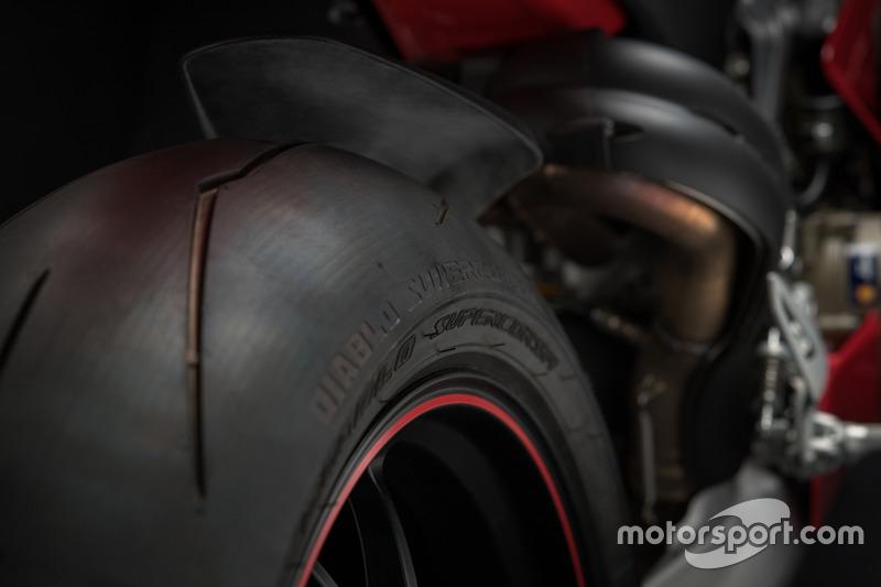 Ducati Panigale V4 S, dettaglio