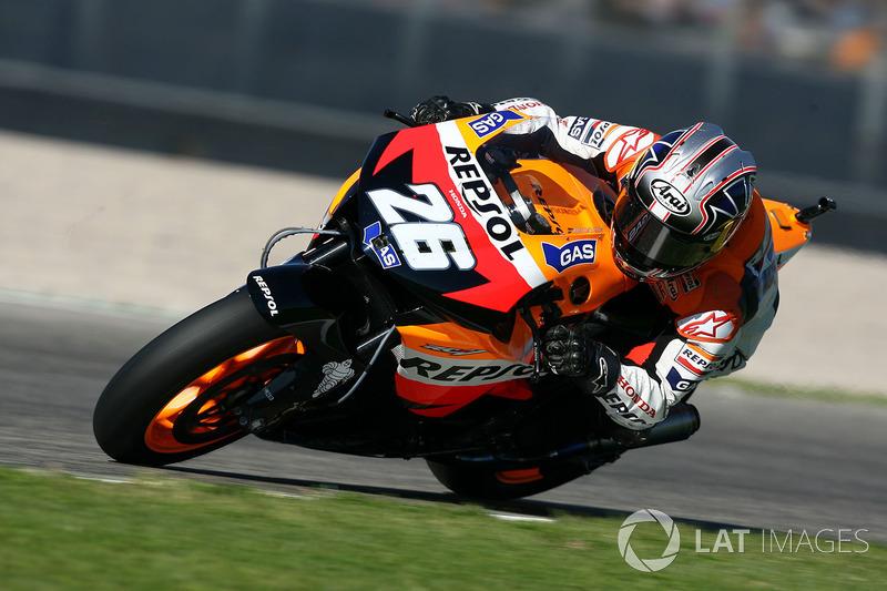 2007. Після такої перемоги про Педросу почали говорити, що він стає недосяжний, коли очолює гонку.