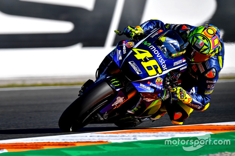 11. Valentino Rossi, Yamaha Factory Racing