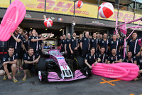 Force India announce Havaianas as a sponsor