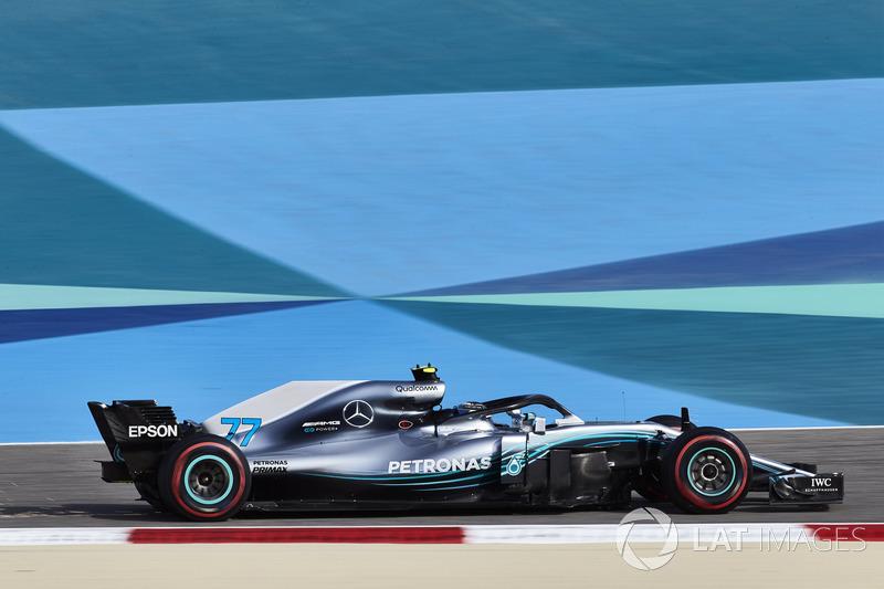 Gran Premio de Bahrein-Valtteri Bottas