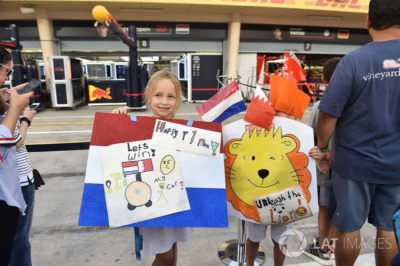 Гран Прі Бахрейну: дитячі малюнки