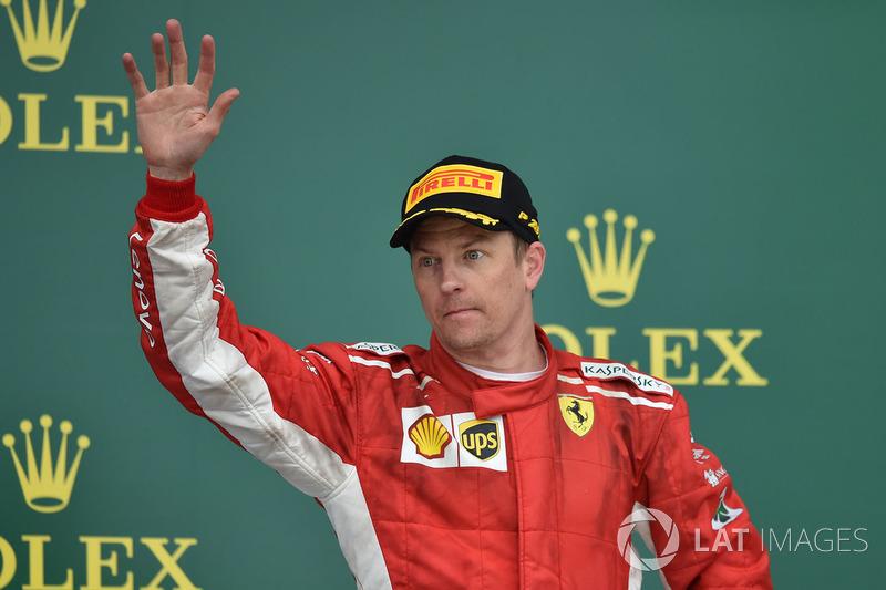 Kimi Raikkonen - Ferrari