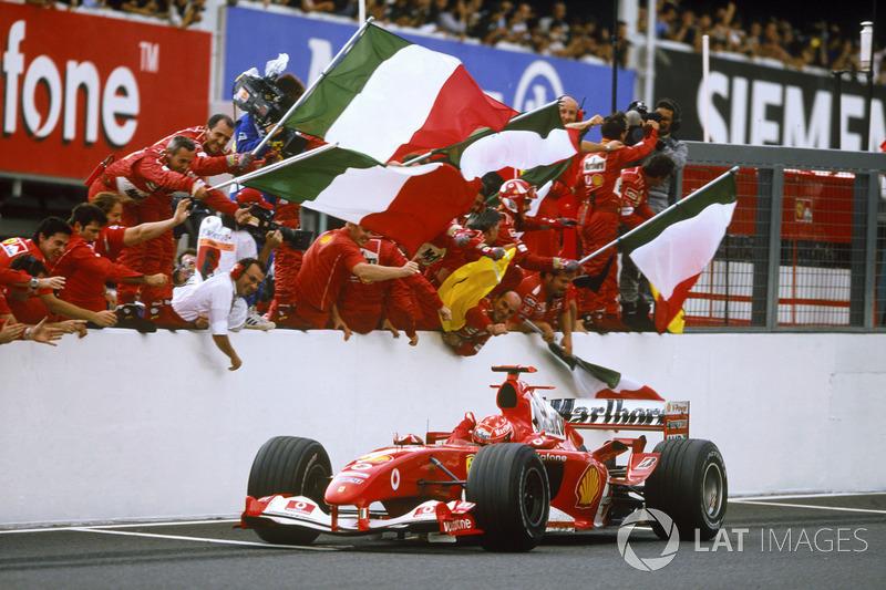 Vous avez toujours dit que le succès était un effort d'équipe, mais la Formule 1 n'est-elle pas un sport individuel ?
