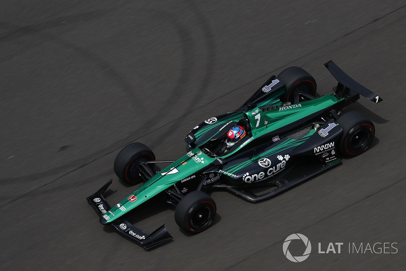 28°: Jay Howard, Schmidt Peterson Motorsports / AFS Racing Honda