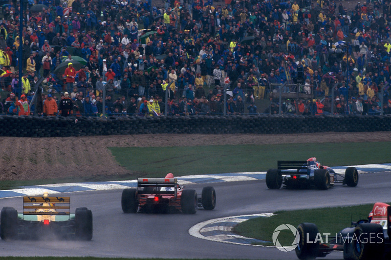 Rubens Barrichello, Jordan 193