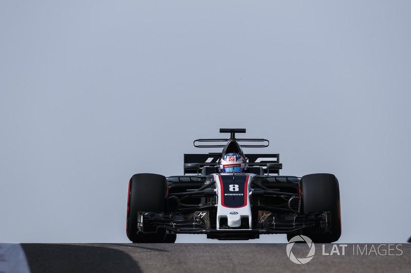 10. Romain Grosjean (125 GPs)